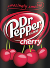 Cherry Dr Pepper 20oz